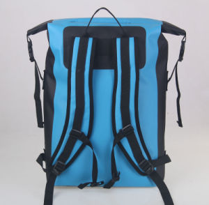 30L 500d Mesh PVC Waterproof Dry Backpack Bag (YKY7311) pictures & photos