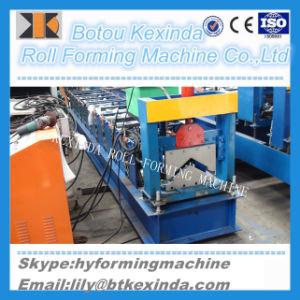 2017 Kexinda Color Steel Ridge Cap Roll Forming Machine pictures & photos