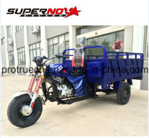 High Performance Open Body Long Box Cargo Tricycle pictures & photos