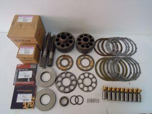 KAWASAKI Excavator Swing Motor Parts M2X146 pictures & photos