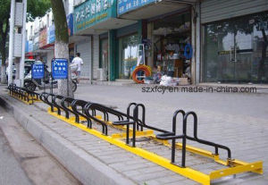 2017 High Quality Bike Parking Racks pictures & photos