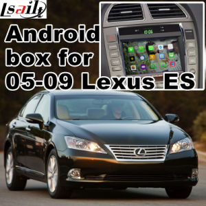 Android 5.1 4.4 Navigation Box for Lexus Es350 Es240 2009-2005, Video Interface Rear and 360 Panorama Optional pictures & photos