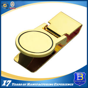Custom Gold Money Clip for Promotion pictures & photos