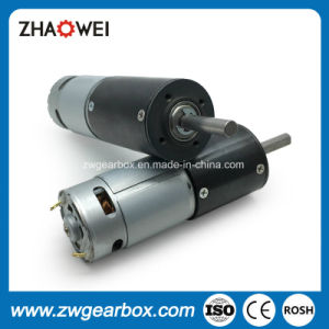 High Torque 38mm 12V Small Planetary Reduction Gearbox Motor pictures & photos