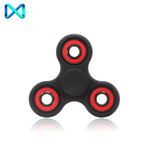 Scrub Metal Tri-Spinner Fidget Toy Hand Finger Spinner pictures & photos