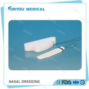Foryou Medical Suntouch Sinus Surgery Epistaxis Nasal Dressing PVA Nasal Sponge Nasla Packing Dressing PVA pictures & photos