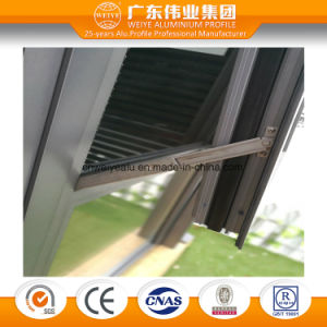Metal Frame Window of Aluminium Anwing Window for Ventilation pictures & photos