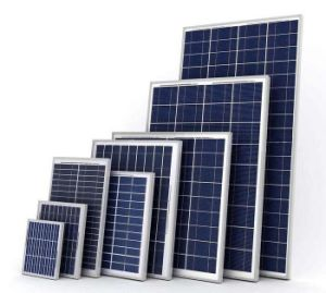 Good Quality and High Efficiency 300W Poly Solar Panel pictures & photos