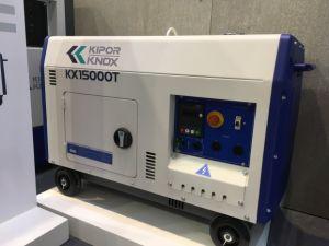 Kipor 10kVA Silent Portable Genset with Kipor Diesel Engine pictures & photos