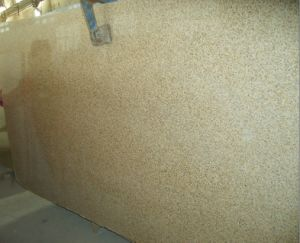 G682 Rusty Yellow Granite for Mosaic/Kerbstone/Slab pictures & photos