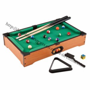 Super Mini Pool Table Baby Billiard Game Table Cheap Price pictures & photos