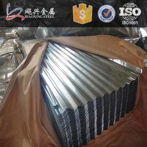 Prime Gl Corrugated Roofing Sheet for Building pictures & photos