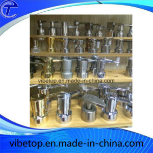Supply of Stainless Steel / Plastic Soap Dispenser Pump Head pictures & photos