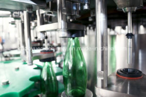 Full Automatic Glass Bottle Beer Filling Machine pictures & photos