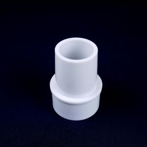 Customized PVC Plastic Molding Parts Pipe Straight Reducing Joint pictures & photos