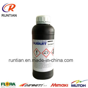 Original Dubuituv LED Curable UV Ink for Ricoh Head pictures & photos