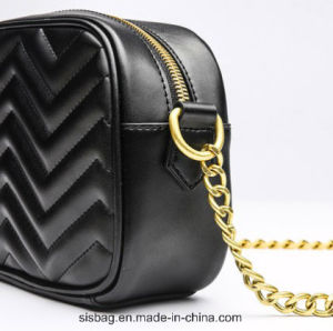 New Trendy PU Embroidered Crossbody Bag for Women pictures & photos