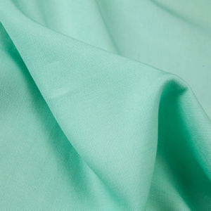 Tencel Look Woven Solid Twill Cotton Fabric pictures & photos