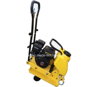 Vibrating Forward Plate Compactor for Asphalt Concrete pictures & photos