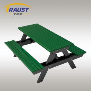 Aluminum Picnic Table Set Stay Longer Durability pictures & photos
