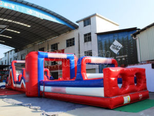 Customized Inflatable Sport Game Obstacle for Sale (CHOB456-1) pictures & photos