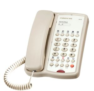 Hotel Telephone B008, Speaker Phone, Handsfree Phone pictures & photos