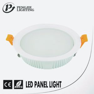 Hot Selling 16W LED Backlit Panel Light Housing for Hotel (Round) pictures & photos