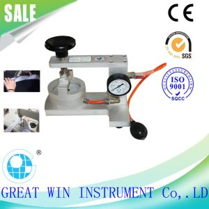 Hot Air Seam Sealing Tape Machine/Seamlss Sewing Equipment (GW-313) pictures & photos