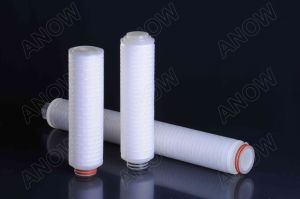 Glass Fiber Filter Cartridge for Air & Gas in Soft Drinks pictures & photos