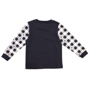Boy Long Sleev T-Shirt in Children Clothing pictures & photos