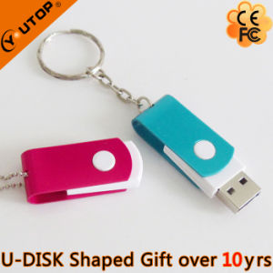 Swivel USB Stick/USB Flash Drive for Gifts (YT-1210-02) pictures & photos