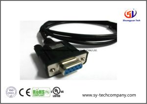C2g 0.5m dB9 F/F Null Modem Cable - Black pictures & photos