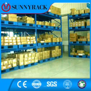 High Vertical Space Utilization Heavy Duty Scale Selective Pallet Rack pictures & photos