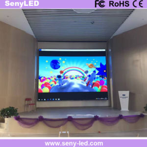 Slim Rental LED Screen/Indoor Outdoor LED Video Display pictures & photos
