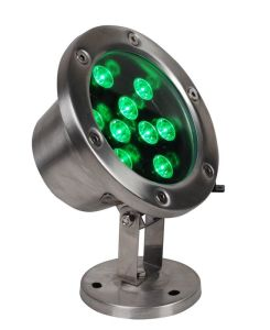 IP68 Stainless Steel Auto LED Underwater Lights (HL-PL12) pictures & photos
