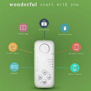 Multifunction Bluetooth Selfie Remote Control Shutter Joystick pictures & photos