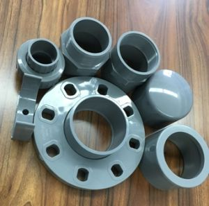 Elbow 45° PVC Pipe Fittings pictures & photos