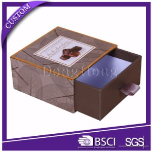 Professional Packaging Gift Box Drawer Style Chocolate Gift Box pictures & photos