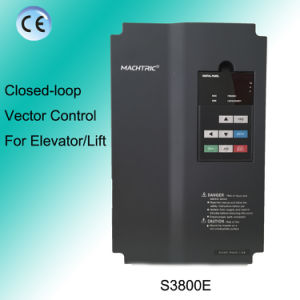 Closed-Loop Vector Frequency Inverter AC Motor Drives for Passenger Lift pictures & photos