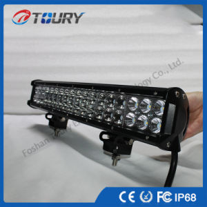 17 Inches Double Row 108W 4D CREE LED Light Bar pictures & photos
