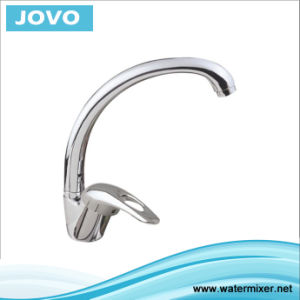 Sanitary Faucet Single Handle Kitchen Mixer Jv 73505 pictures & photos