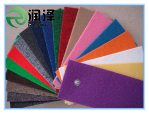 Polyester Plain Fabric Felt pictures & photos