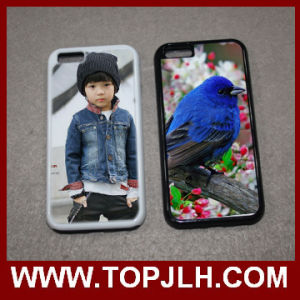Heat Transfer Printing Sublimation TPU+ PC 2 in 1 Phone Case for iPhone 6 pictures & photos