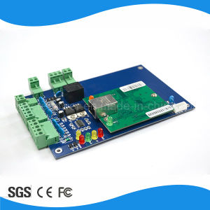 One Door 12VDC Wiegand Access Controller Board pictures & photos