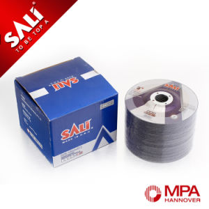 Metal Grinding Center Depressed T42 3-6mm Cutting Disc with MPa pictures & photos