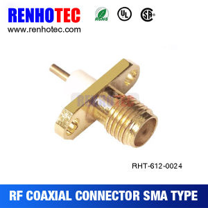 SMA in Enterprise Networking Right Angle SMA Male Connector pictures & photos