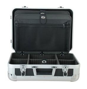 Ningbo Design Aluminum Tool Box with Wheels pictures & photos