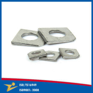 High Quality Iron Bevel Washer Parts for Industrial Connector pictures & photos