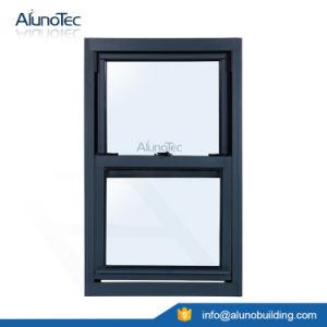 Aluminium Vertical Hung Window pictures & photos