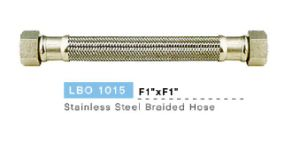 Stainless Steel Wire Weaving Flower Hose pictures & photos